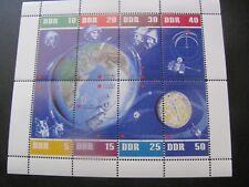 GERMANY/DDR 1962 SC# 634 SPACE FLIGHTS SS MNH