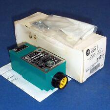ALLEN BRADLEY 120V PRE-WIRED FACTORY SEALED LIMIT SWITCH 802M-DJ1NF SER. C *NEW*