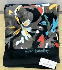Vera Bradley Plush Beach Towel in Splash Floral