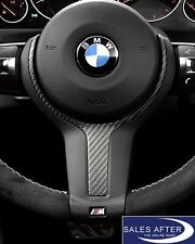 Original BMW M Performance F20 F21 F22 F23 Lenkrad Abdeckung Blende Carbon