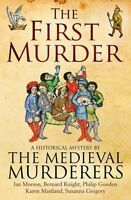 The First Murder-ExLibrary