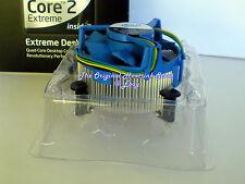 Intel Core 2 Extreme Heatsink CPU Coooling Fan for QX6700-X6800 PN: D74883 - New