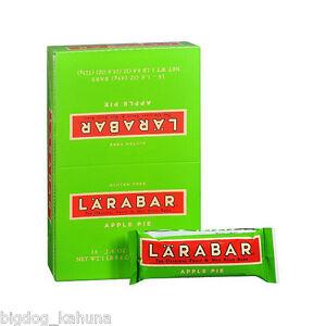 LaraBar - Apple Pie - Case of 16 - 1.6 oz  **Brand New**