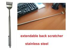 Back Scratcher -  Telescopic Extendable Portable Stainless Steel - great reviews