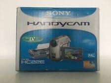 Sony DCR HC22E