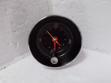 1963 1964 Original Buick Clock. Serviced and Tested. Works Perfectly.