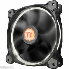 Thermaltake Riing 12 120mm High Static Pressure  Fan with White LEDS
