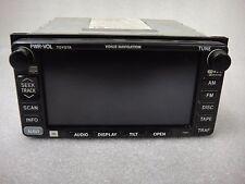 02 03 04 TOYOTA Camry JBL Navigation CD Radio Tape Player LCD Display Screen EK