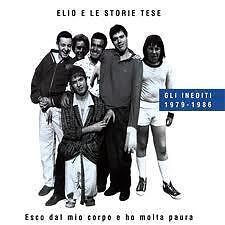 Esco Dal Mio Corpo E Ho Molta Paura - Elio E Le Storie Tese CD HALIDON