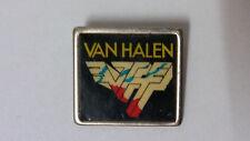 Van Halen Jump logo metal Vintage music badge badges