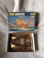 Vintage 1/225 Heller Bireme ship kit