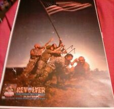 SIGNED FIVE FINGER DEATH PUNCH CONCERT POSTER