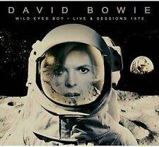 DAVID BOWIE 'WILD EYED BOY' (Live & Sessions 1970) CD (22nd January 2021)