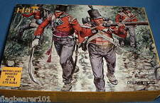 Sombrero de Infantería británica de luz. 8036. guerras napoleónicas. 1/72 escala de plástico