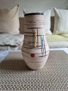 Vase Ü Keramik original 50er Jahre