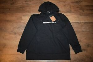 The North Face Women's Linear Logo Hoodie Size XXL (TNF Black) NWT