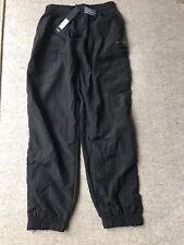 Stone Island Metal Nylon Combat Pants/jogger Black Large 32-34 Read Description