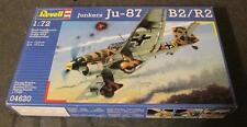 Revell 1:72 #4620 Junkers JU 87 B2/R2 New