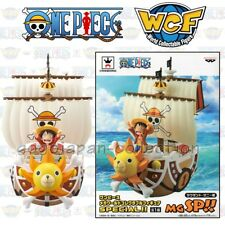ONE PIECE MEGA WCF World Collectable Figure SPECIAL!! MGSP!! THOUSAND SUNNY