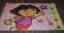 DORA THE EXPLORER NICK JR. Nickelodeon PILLOW CASE 2003