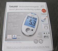 1 Messgerät in mmol/L Beurer medical dazu 1 x 25 Teststreifen Neu/OVP