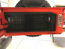 Jeep Wrangler fits JL Fold Down MOLLE Table Tailgate Rear Door Storage USAMADE