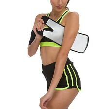 2pcs Sweat Sauna Belt Fat Burner Arm Trimmer Shaper Body Slimmer Cincher Trainer
