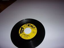 Peter Pappas: Sound Of Angels / The Dive / 45 Rpm / Ruval 4503 / Soul / VG /1966