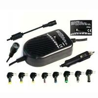 New Universal 80W DC Auto Car Power Charger Adapter For Laptop Notebook Computer