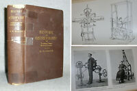 Antique Book Osteopathy History Booth Science Osteopathic Medicine Massage 1905