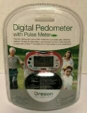 Oregon Scientific Digital Pedometer with Pulse Meter (Model PE316PM)