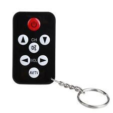 TV Mini Keychain Universal Remote Control for Philips Sony Panasonic Toshiba