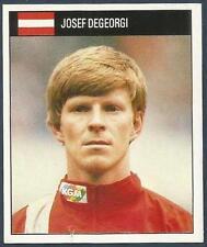 ORBIS 1990 WORLD CUP COLLECTION-#417-AUSTRIA-JOSEF DEGEORGI