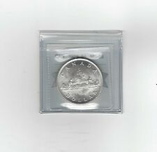 **1938**, Coin Mart Graded Canadian Silver Dollar **MS-65**