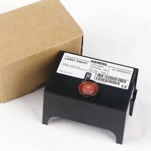 ONE New SIEMENS Control Box LGB21.330A27