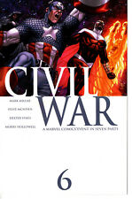 Marvel Comics Group! Civil War! Issue 6!