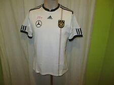 """Deutschland """"DFB"""" Nr.248 Adidas Damen/Lady WM Trikot 2010 """"Mercedes-Benz"""" Gr.M"""