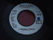 Soul II Soul : A Dreams A Dream - A Dreams A Dream ( Instrumental ) : TEN 300