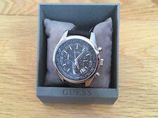 Brand new GUESS Steel Men's Watch (Model: W0500G2)