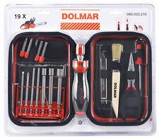 Dolmar Motorsägen-Service-Set 19tlg. Werkzeugset Neu!