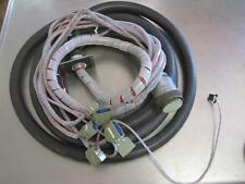 YASNAC MRC MOTOMAN ROBOTIC CONTROL ENCM RM6054 CORD 74 PIN FEMALE CONNECTOR 17'