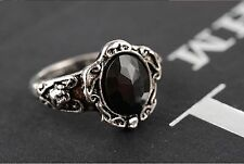 Bisutería de color principal negro de cristal