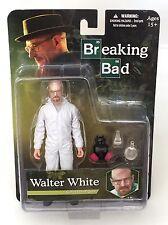 Breaking Bad Walter White Hazmat Suit Mezco Action Figure Heisenberg