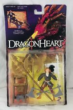 """Dragonheart Kara with Axe-Chopping Cart Kenner Vintage 1995 Action Figure 3.5"""""""