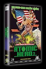 DVD Atomic Hero 2 - The Toxic Avenger - limitiert auf 111 Stück - 2 Disc - NEU