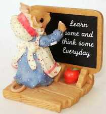 MOUSE TALES - Schule - Learn Some And Think Some Erveryday - 314749