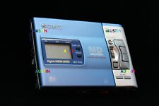 SONY MZ R50 MINIDISC PLAYER RECORDER MD WITH MICROPHONE..