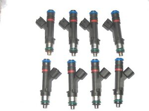 8x Genuine Bosch Fuel Injectors for Ford/Mercury/Lincoln 4.6L, 6.8L (0280158064)