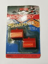 New Monopoly Pencil Sharpeners
