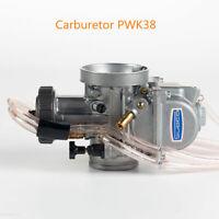 Carburetor PWK38 Airstriker YZ250 CR250 RM250 For Honda KTM Kawasaki ATV